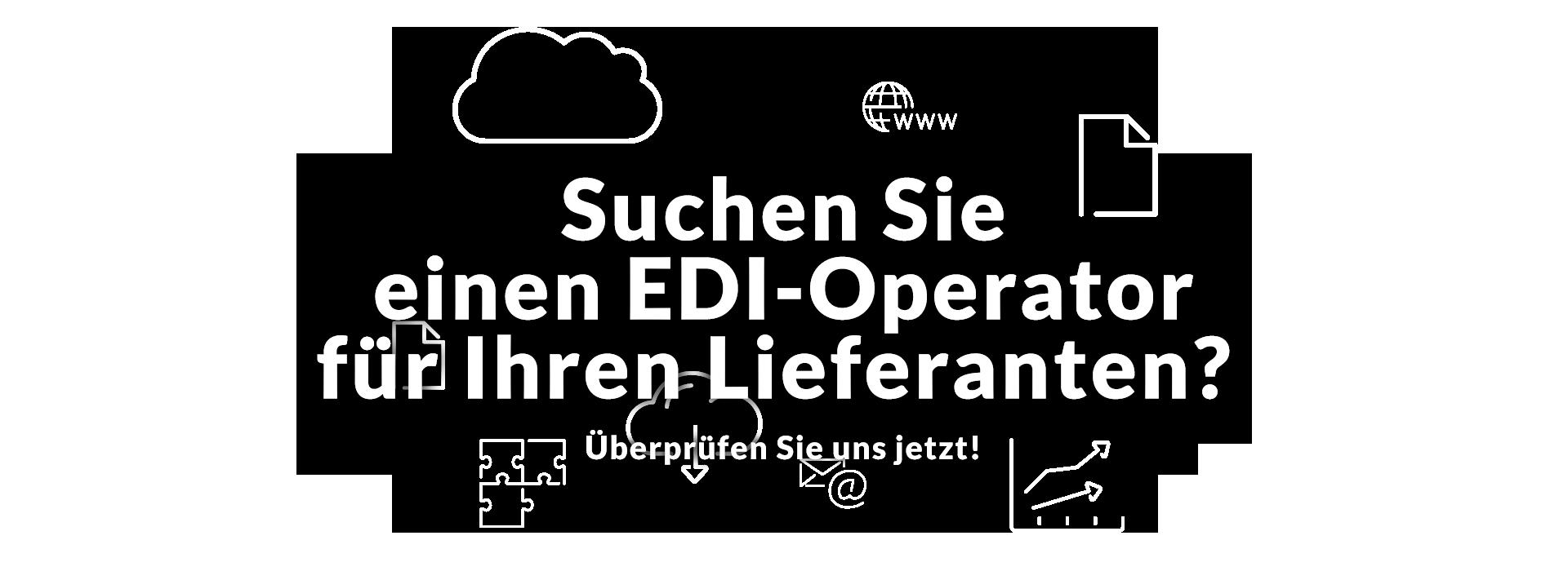 EDI Operator
